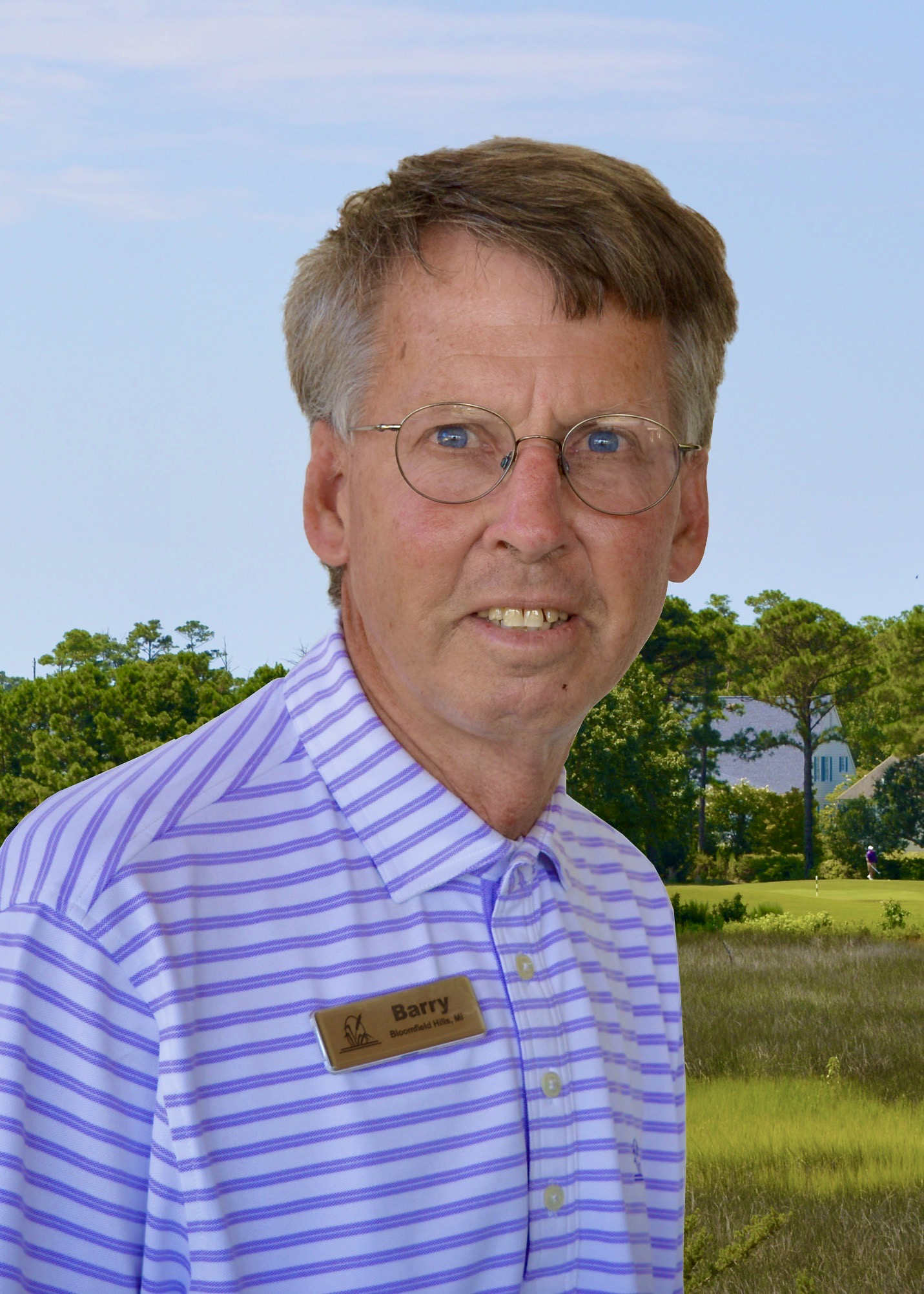 photo of Barry Walters, PGA