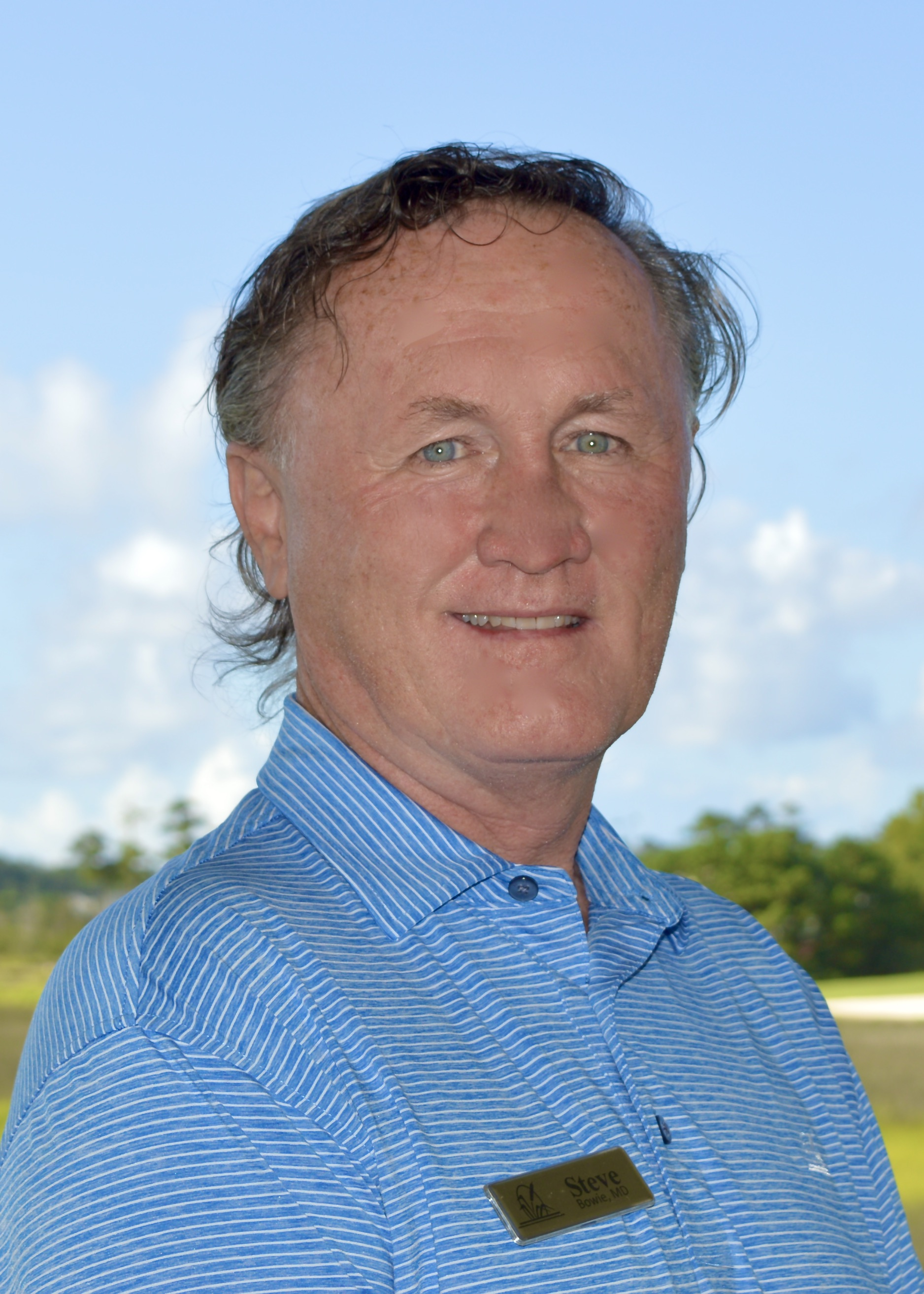 photo of Steve Elkins, PGA