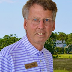 Barry Walters, PGA